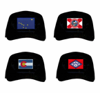 State Flag Ball Caps