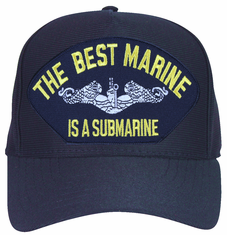 'The Best Marine is a Submarine' Ball Cap