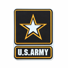 U.S. Army Thick Foam sign