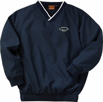 U.S. Navy Custom Embroidered Harriton Windshirts