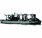 U.S. Navy Oiler Ships Reunion Shop
