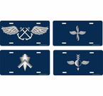 U. S. Navy Rates License Plates
