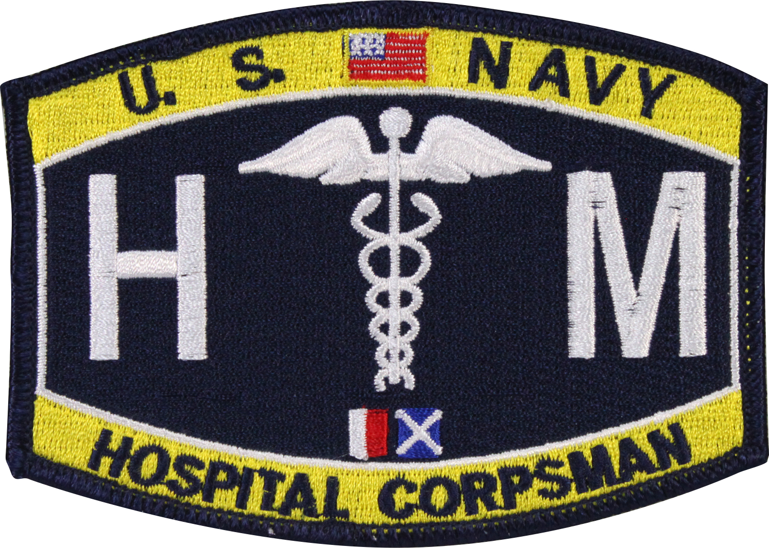 Navy hospital corpsman patch us navy hospital corpsman patch biocorpaavc Gallery