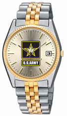 United States Army Ladies Two Toned Watch