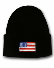 UNITED STATES FLAG WATCH CAP