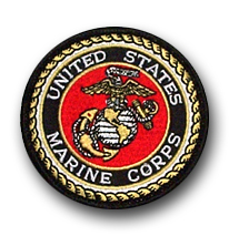 united states marine corps 3 seal miilitary patch