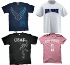 U.S. Air Force USAF T Shirts