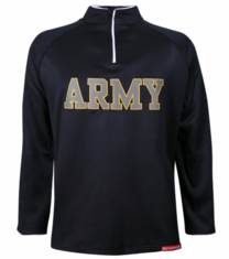 U.S. Army Blue Embroidered Performance Jacket