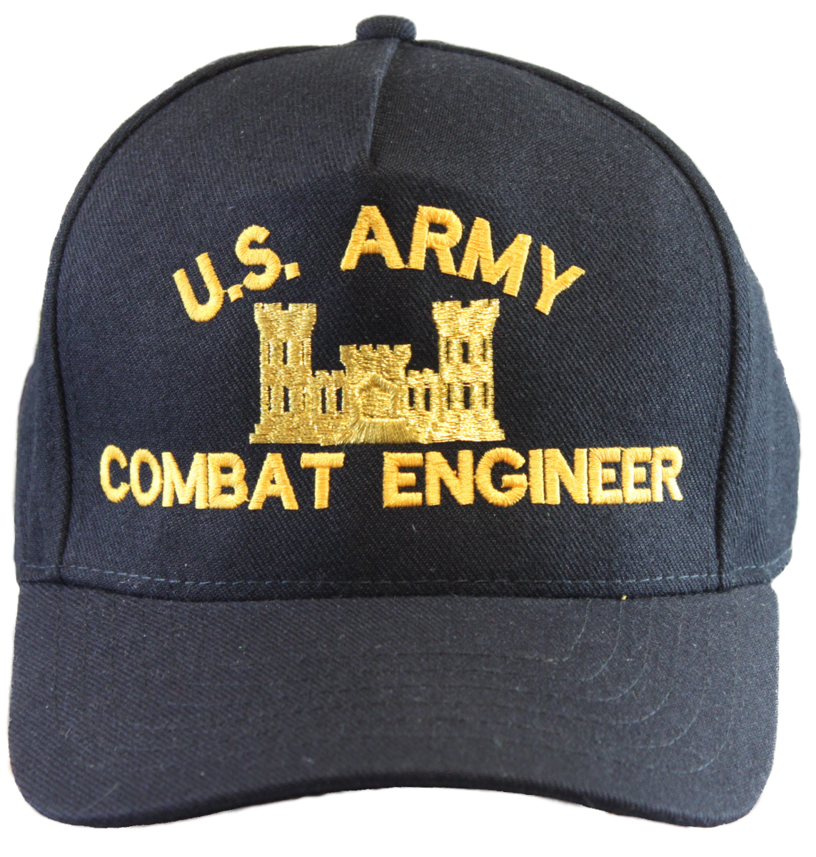 us army combat engineer direct embroidered cap