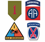 US Army Division Shops