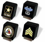 U.S. Army Drink Coasters