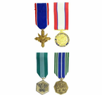 US Army Mini Medals