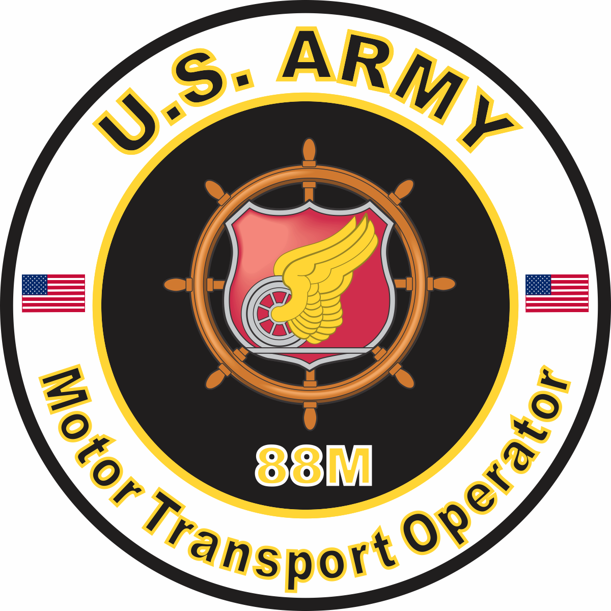 U s army mos 88m motor transport operator for 88m motor transport operator