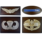 U.S. Army Plaques