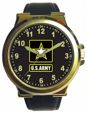 U.S. Army Retro Oversized Men's Watch
