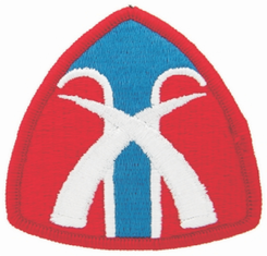 US Army Support Command Thailand Patch