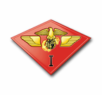 U.S. Marine Corps Air Wing Vinyl Transfer Decals