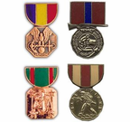 US Marine Corps Medal Hat Pin