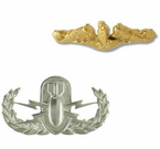 U.S. Navy Badges