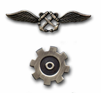 US Navy Ball Cap Devices