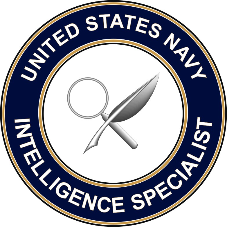us navy intelligence specialist is decal navy intelligence specialist