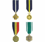 US Navy Medals (Mini)
