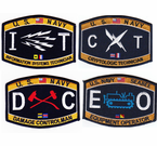 US Navy Rate and Specialty Patches