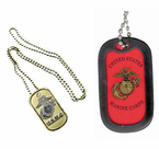 USMC Marine Corps Dog Tags