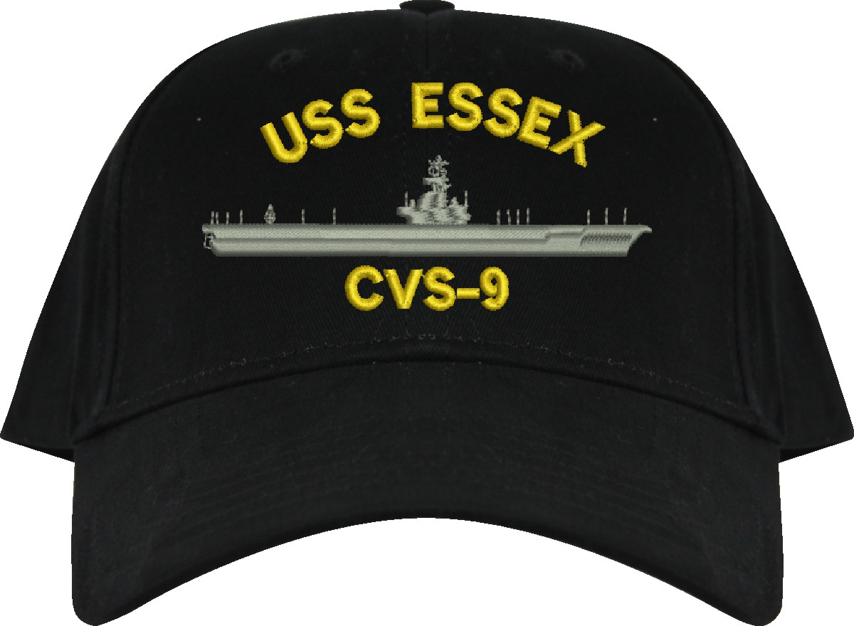 uss essex cvs