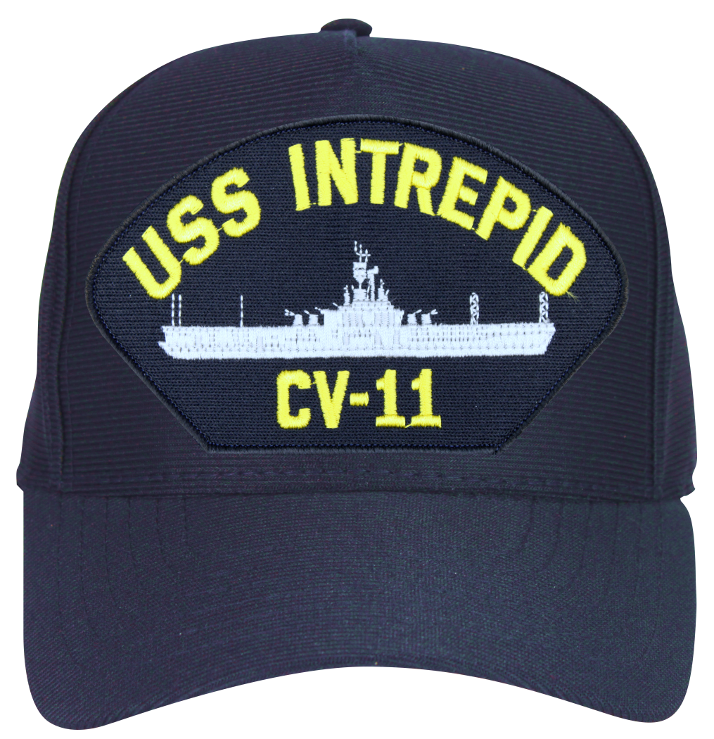 uss intrepid cv