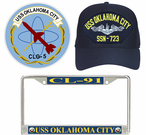 USS Oklahoma City Shop