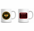 Veteran Coffee Mugs