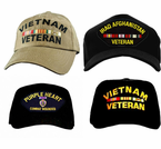 Veterans Ball Caps