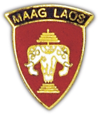 Vietnam Maag Laos Lapel Hat Pin