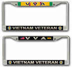 Vietnam Veterans of America License Plate Frames