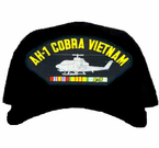 Vietnam War Aircraft Caps