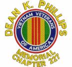 VVA Chapter 227 Dean K. Phillips Memorial Products