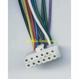 16Pin Stereo WireHarness on 12 pin voltage regulator, toyota stereo wiring harness, 12 pin power supply,