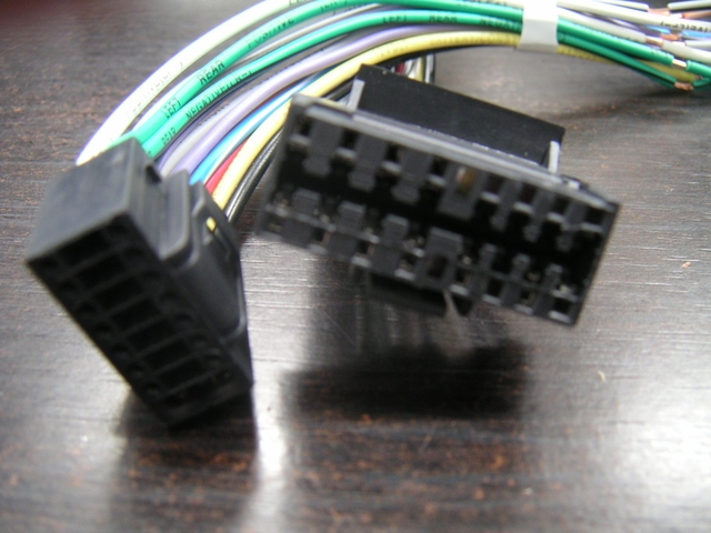 16pin Stereo Wireharness