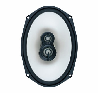 Infinity 6x9 Car Speakers 3way REF6953I