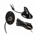 Metra-44-UA42 AMPLIFIED RUBBER ROOF MOUNT ANTENNA