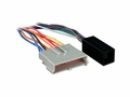 Metra-70-5511 FORD AMP INT HARNESS 86-00