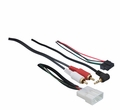 Metra-70-8114 SWC add-on harness w/ AUX-IN for Toyota