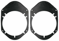 Metra-82-5600 FORD 91-UP ADAPTORS 5 1/4 to 6X8 LOCATIONS - PAIR