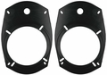 Metra-82-6901 UNIVERSAL SPEAKER ADAPTOR 6X9 TO 5 1/4 - 6 1/2 - PAIR