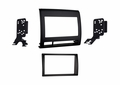 Metra-95-8214TB Tacoma 05-11 DDIN Mounting Kit Textured Black