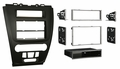 Metra-99-5821B Ford Fusion - Mercury Milan 2010-2011 kit w/ Bezel Black
