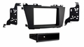 Metra-99-7521B MAZDA 5 2012-UP DIN KIT BLACK
