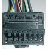 16Pin Stereo WireHarness on