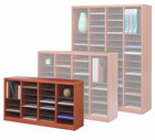 24 Compartment Literature Organizer